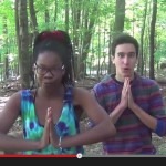 Because teen camp is also about just having fun – our Down at OTC rap video!