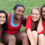 How Jill went from feeling hesitant to feeling at home at teen camp