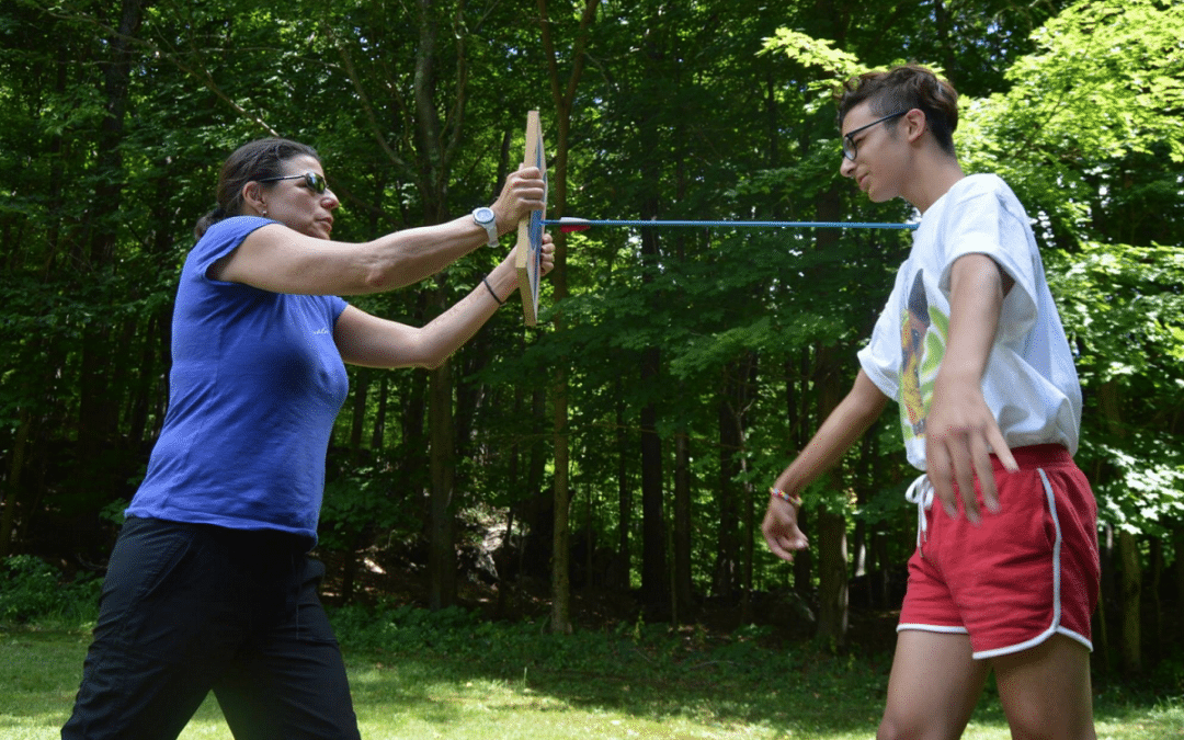Why the heck do we like to bend steel rebar using the soft spot on our throat at camp?