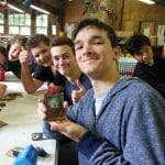 Magic: The Gathering Card Game at Odyssey Teen Camp