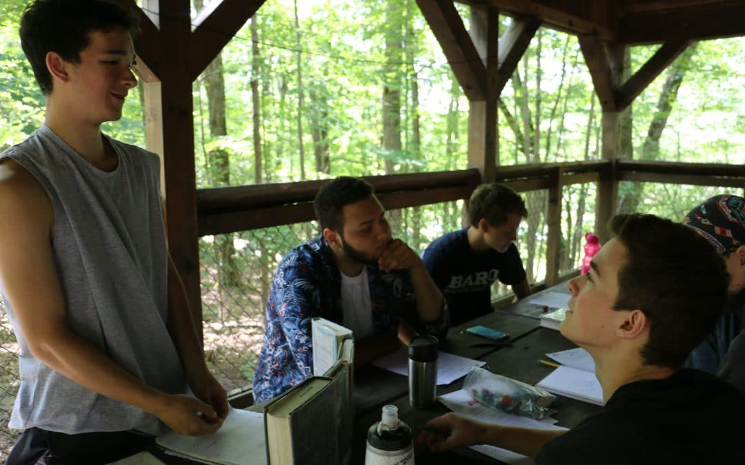 From Apprentice to Dungeon Master: Odyssey's First Camper-Led Intensive