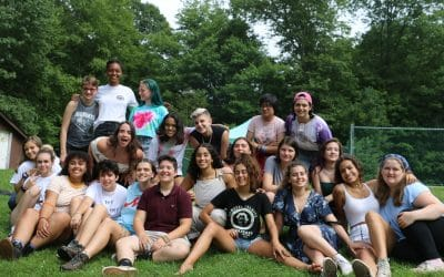 What's It Like to Run a Summer Camp with Many Transgender and Gender-Expansive Teens?